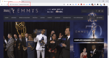 Emmys No SSL